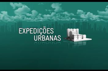 Expedições Urbanas site caio tozzi